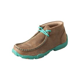 Twisted X Children's/Youth's Twisted X Driving Moccasin YDM0017