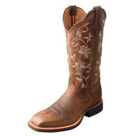Twisted X Women's Twisted X Ruff Stock Boot WRS0025