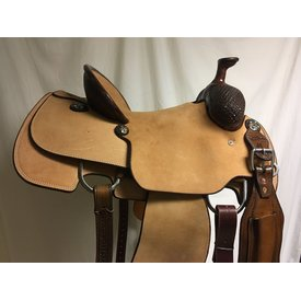 Scott Thomas Roughout Natural Team Roper 14.5""