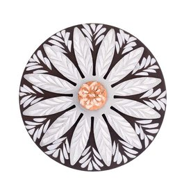 Metalab Antique Flower Concho 1.5""