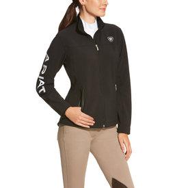 Ariat Women's Team Softshell Black Jacket