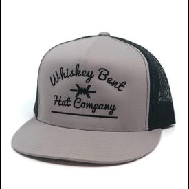 Whiskey Bent Hat Co Midland Grey Cap