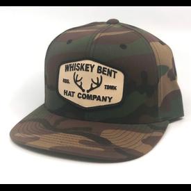 Whiskey Bent Hat Co 8 Point Camo Cap