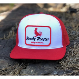 Whiskey Bent Hat Co Rowdy Rooster Cap