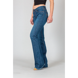 Kimes Ranch Women's Lola Raw Hem Jeans