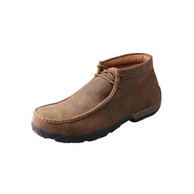 Twisted X Men's Steel Toe Driving Moccasin