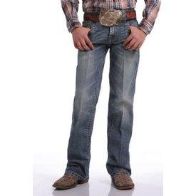 Cinch Boys Slim Fit Medium Wash Jean