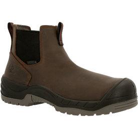 Rocky Men's Worksmart Waterproof Composite Toe Work Boot