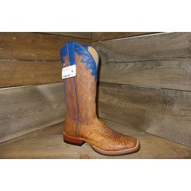Horse Power Men's Blue Stitched Western Boot C3