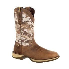Durango Men's Rebel Desert Camo Western Boot