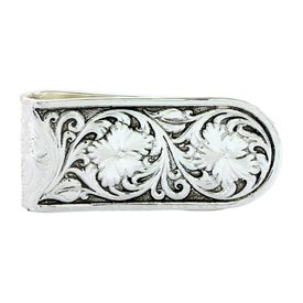 Montana Silversmiths Montana Silversmiths Money Clip MCL26RTS