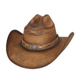 Bullhide Corral Dust Straw Hat C3 Large