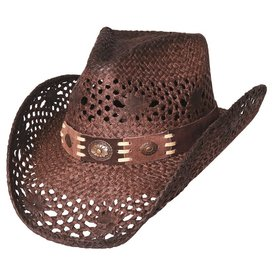 Bullhide Pure Country Straw Hat C3 Small