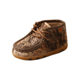 Twisted X Infant's Hair-On Chukka Driving Moc