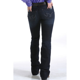 Cinch Women's Indigo Abby Jean C4 33 XL
