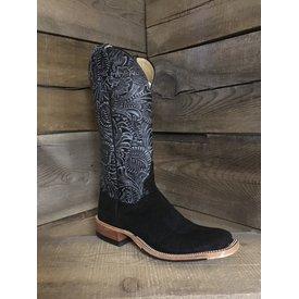 Anderson Bean Ladies Black Elephant Boots