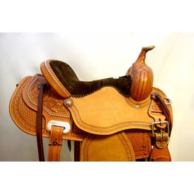 Courts Courts Sharon Camarillo Barrel Saddle