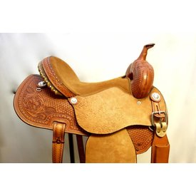 Courts Courts Extreme Roughout Barrel Saddle 15""
