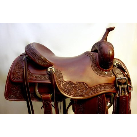 Sulphur River Cutting Saddle by Sulfur River