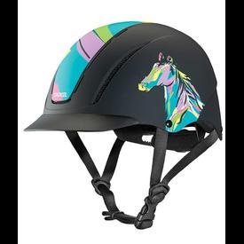 Troxel Pop Art Pony Helmet Size XS