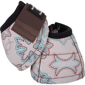 Classic Equine Dy-No Turn Boot Stitch Bell Boot C3