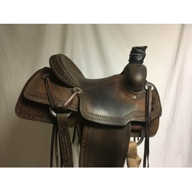 Martin Saddlery Used Silver Dot Roper