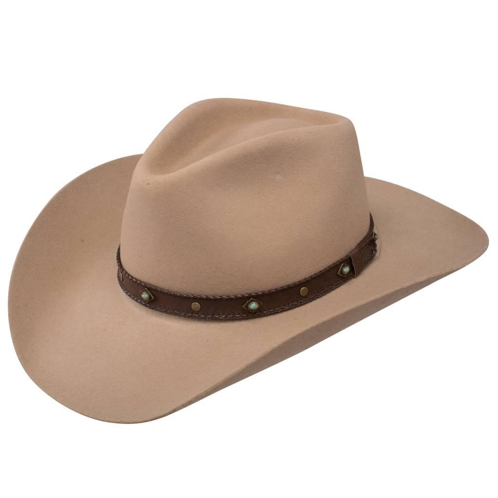 Stetson Setson Sunset Ride 4X Buffalo Felt Hat SBSSRD-4134 - Corral ... 14171860ca9a