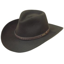 Stetson Stetson Sturgis Crushable Wool Hat TWSTGS-8130