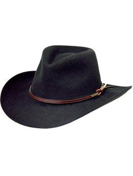 Stetson Stetson Bozeman Crushable Wool Hat TWBOZE-8130