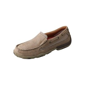Twisted X Women's Twisted X Slip-On Driving Moccasin  WDMS002 C3