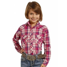 Panhandle Girl's Panhandle Snap Front Shirt C6S8285