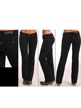 Rock and Roll Cowgirl Women's Rock & Roll Cowgirl Riding Jean W7-5636