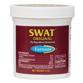 Farnam Companies FARNAM SWAT FLY REPELLENT OINTMENT 6OZ 12082315