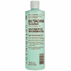 Products tagged with Betadine