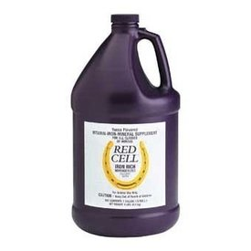 Horse Health Products Gallon Red Cell Equine Supplement