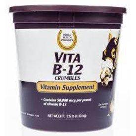 Horse Health Products HORSE HEALTH VITA B12 CRUMBLES 2.5LB