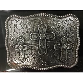 Nocona Belt Co. Nocona Western Buckle 37520