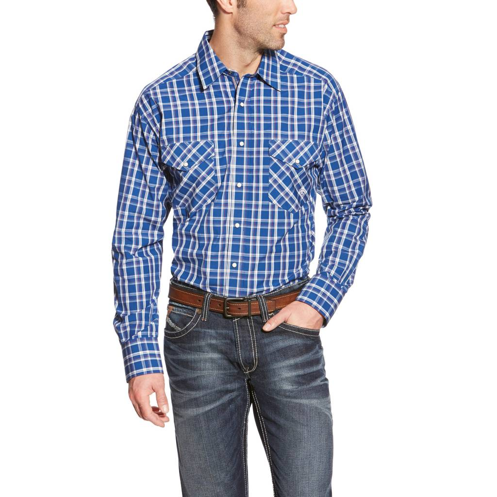 cfce1d2185 ... Ariat Men s Ariat Thorndale Snap Front Shirt 10018127 Corral