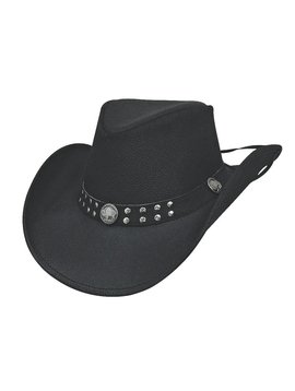 Bullhide Bullhide Alston Leather Hat 4053BL