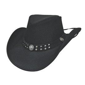 Bullhide Bullhide Alston Leather Hat 4053BL