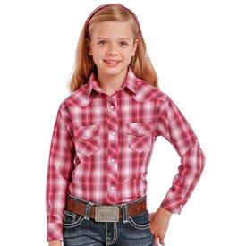 Panhandle Girl's Panhandle Snap Front Shirt C6S9322