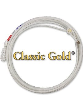 Classic Ropes CLASSIC GOLD 35' HEEL ROPE GRR