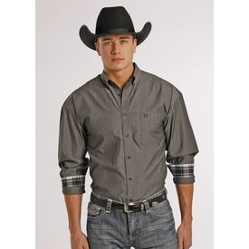 Panhandle Men's Panhandle Button Down Shirt 36D8126 C4
