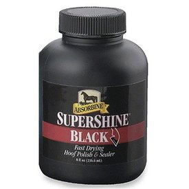 Absorbine ABSORBINE SUPERSHINE BLACK HOOF POLISH 0C0681HA