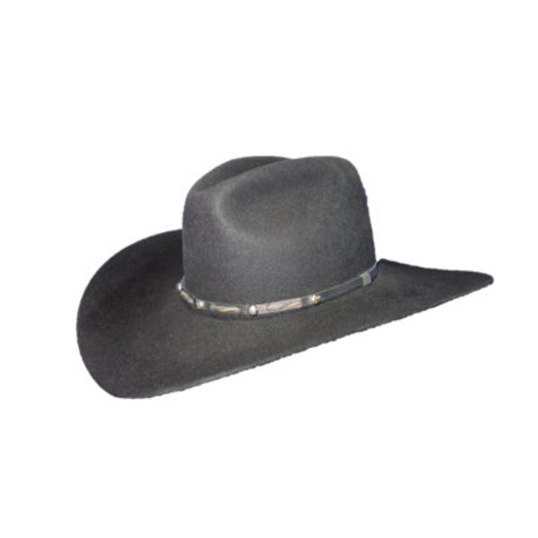 18b2e9d2a Rodeo King Tracker 5X Felt Hat by Rodeo King