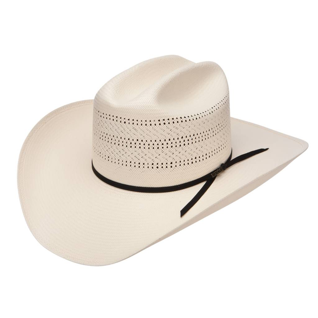 024dcf3d691 Resistol Resistol Chase 20X Straw Hat RSCHAS-3044 - Corral Western Wear