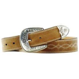 Ariat Women's Rebel Brown Belt