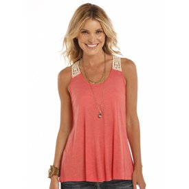 Rock and Roll Cowgirl Women's Rock & Roll Cowgirl Tank 49-1211