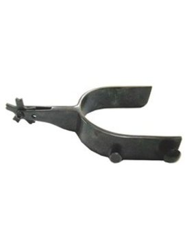American Heritage Equine Black Mutton Buster Spur 258-031