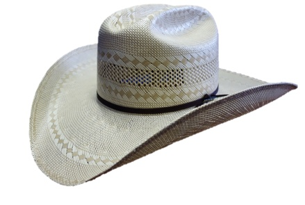 Resistol Resistol Puncher 20X Straw Hat RSSRPC-3042 - Corral Western ... 32daa787cdf